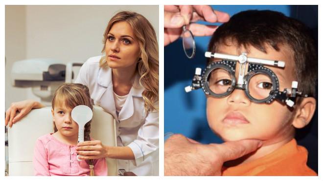 Плохое зрение в очках