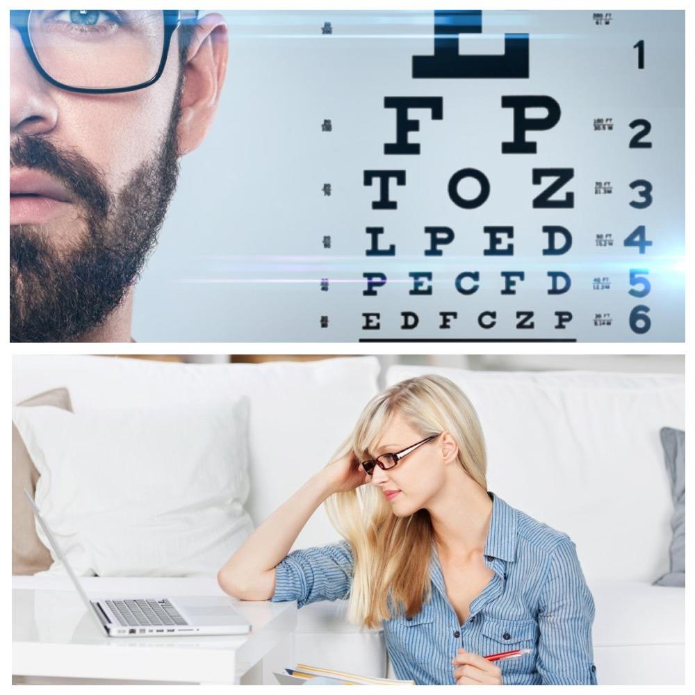 Как проверять зрение в домашних условиях с помощью компьютера