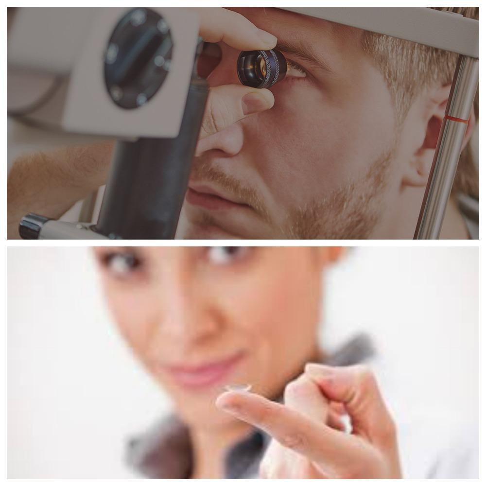 Линзы при близорукости как способ коррекции зрения