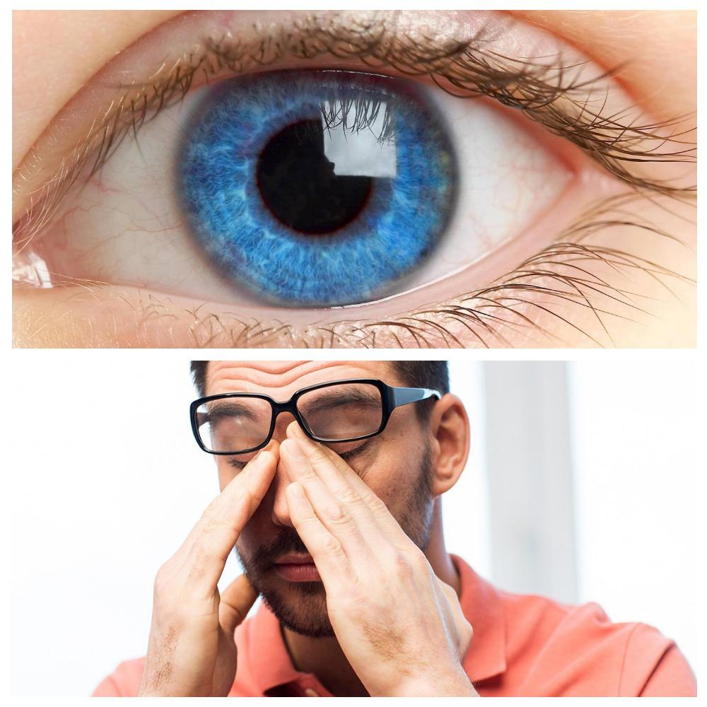 Причины возникновения пленки на глазу