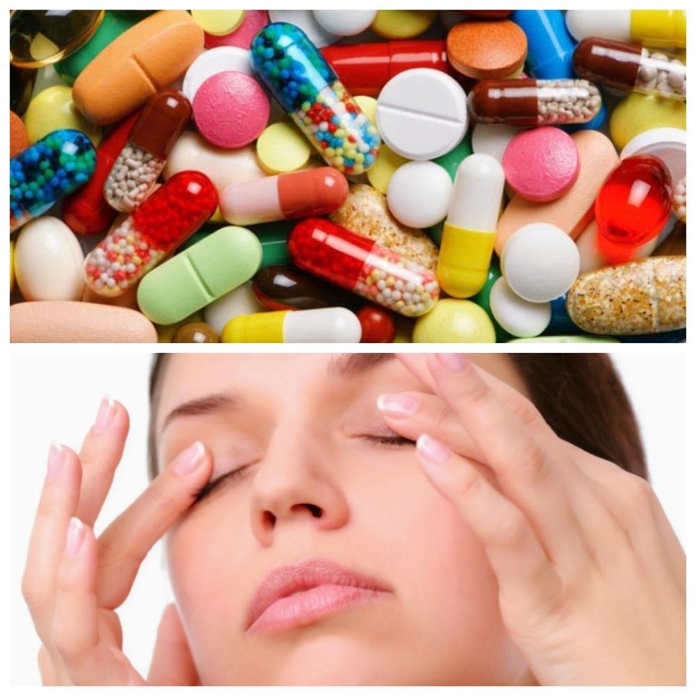 Антибиотики при конъюнктивите